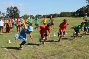 traditions houses sports carnival