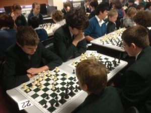 curriculum extension chess club